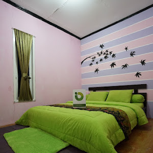 Hommy and comfort Double Bed @ Green Savannah