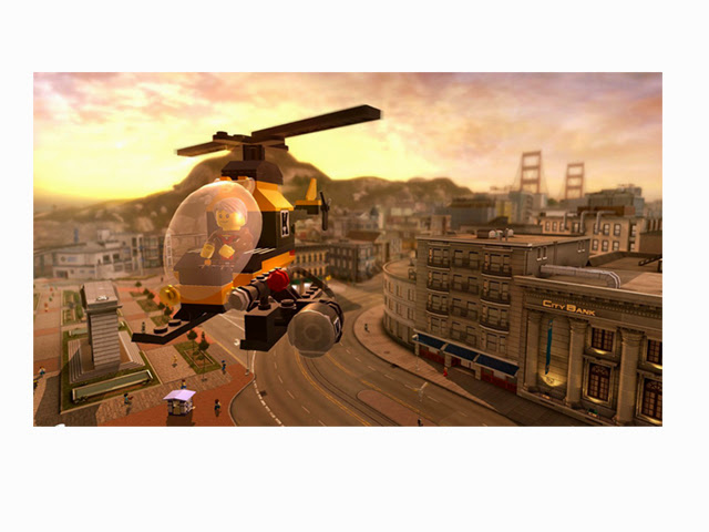 5002194 レゴ シティ アンダーカバー (ゲーム:Wii U)