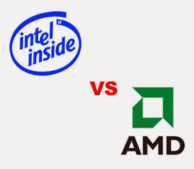intel dan amd