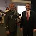 GENERAL FRENER BELLO ARIAS ES CONDECORADO CON MEDALLA AL MÉRITO POR EL MAP.