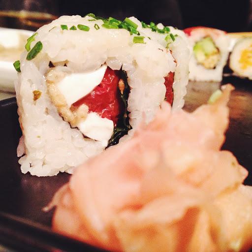 sushi samourai leuven