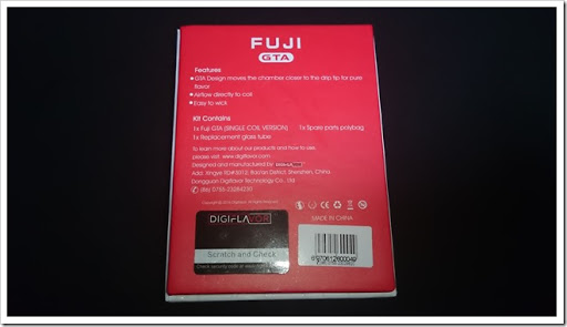 DSC 3132 thumb%25255B2%25255D - 【RTA】シングル爆煙RTA「DigiFlavor Fuji GTA Single Coil Version」レビュー。イージーウィッキング!【RDTAっぽいRTA】