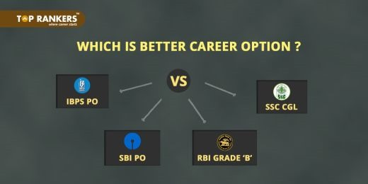 RBI Grade B Officer vs SSC CGL vs SBI PO vs IBPS PO