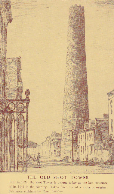 The Old Shot Tower
