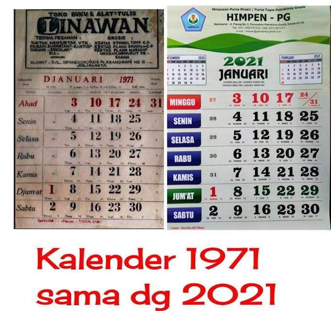 1971 dan 2021