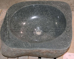 Boulder Sinks, Kitchen & Bath, Natural Stone, Vessel Sinks