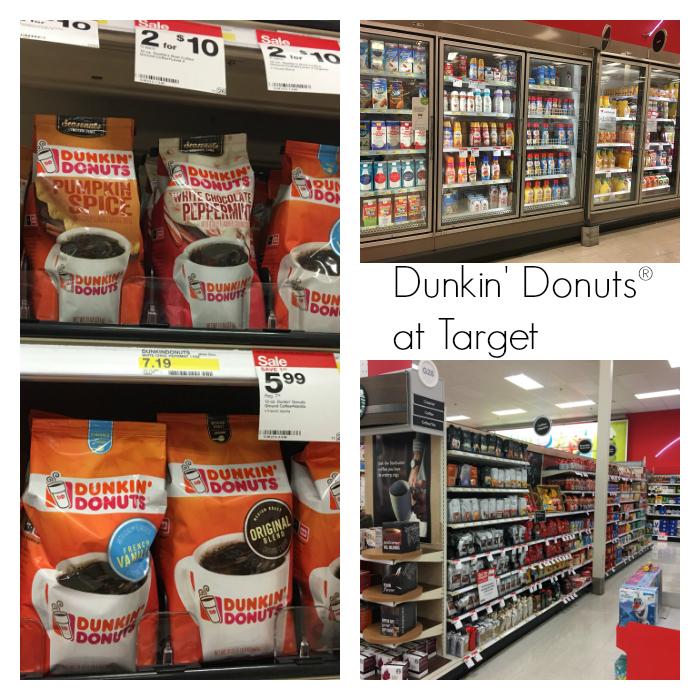 Dunkin Donuts® at Target