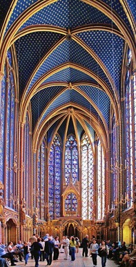 Sainte-Chapelle - Paris