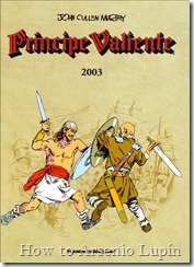 P00067 - Príncipe Valiente (2003)