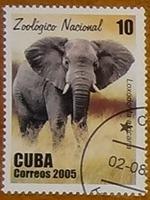 timbre Cuba 001