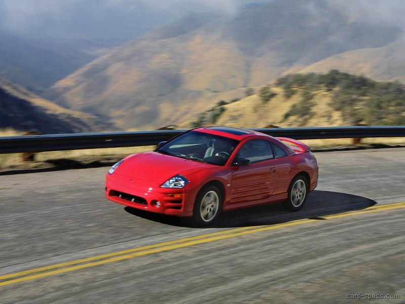 2001 Mitsubishi Eclipse Hatchback Specifications  Pictures
