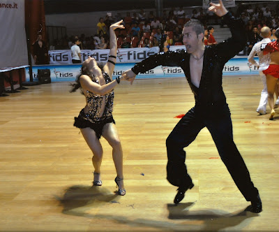 Sergio Grasselli e Letizia Cesta