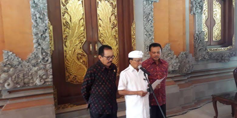Positif Corona Bertambah, Gubernur Minta Obyek Wisata di Bali Tutup