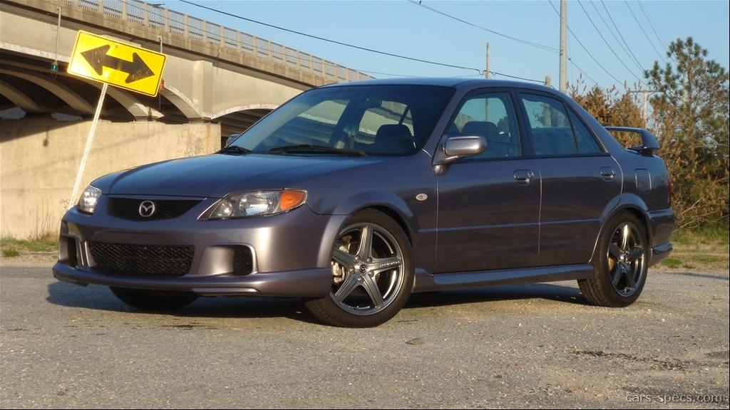 Mazda protege 2003 specs