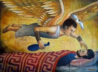 όνειρα,όνειρος,Μορφέας και προφητείες,Δαίμονες νυκτός.