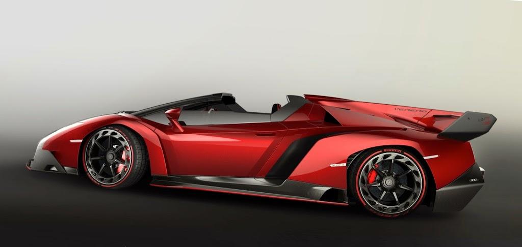 Lamborghini Veneno Roadster 6