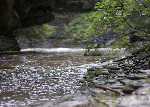 Photo: Penitentiary Glen Reservation Gorge