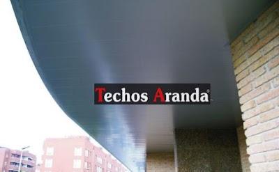 Oferta Techos de Aluminio Madrid