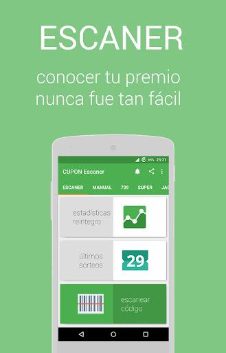 ONCE - Cupon Escaner 1.2.8.8 screenshots 1