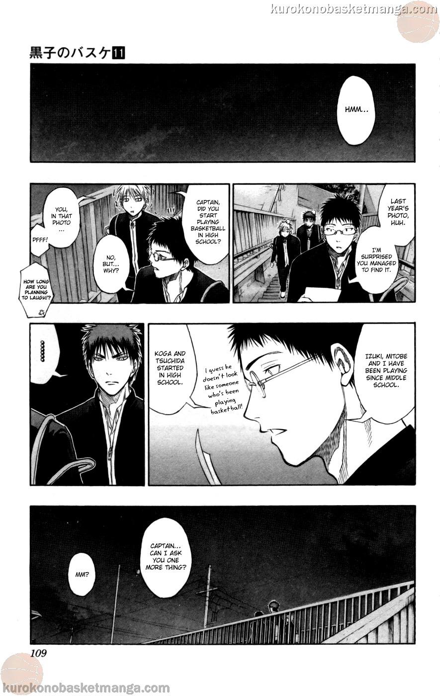 Kuroko no Basket Manga Chapter 95 - Image 05