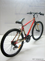 4 Sepeda Gunung UNITED MONZA XC01 Bike to Nature 26 Inci - XC HardTail Series