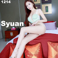 [Beautyleg]2015-11-18 No.1214 Syuan 0000.jpg
