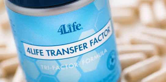 Transfer Factor Tri Factor Formula