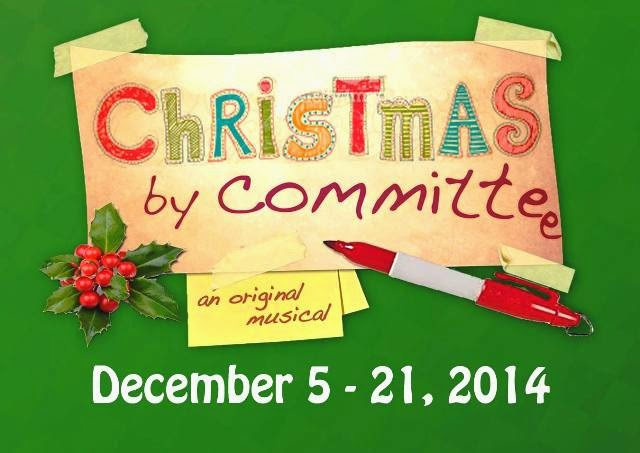Christmas by Committee – A Musical in Winter Garden