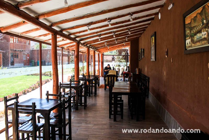 Wayqey Lodge en el Valle Sagrado de Los Incas