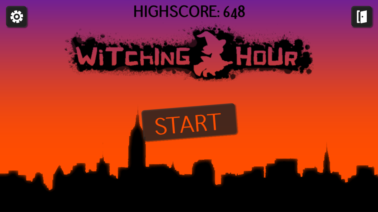 Witching Hour- screenshot