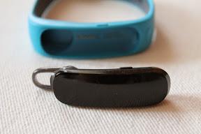Armband und Headset getrennt