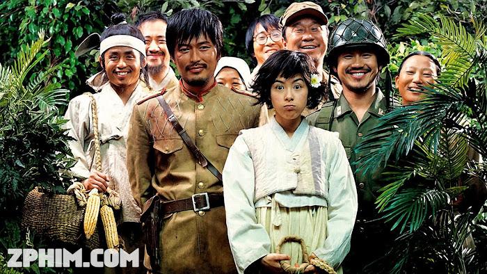 Ảnh trong phim Chào Mừng Đến Dongmakgol - Welcome to Dongmakgol 1