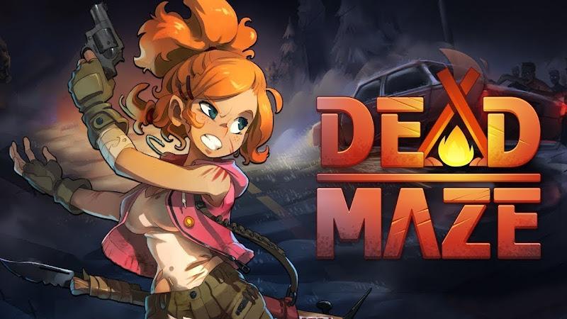 dead maze logo