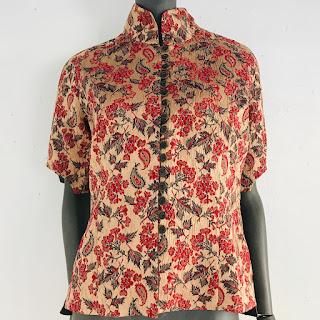Dries Van Noten Embroidered Jacket