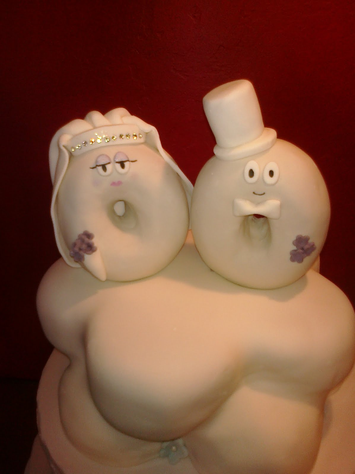cool wedding cakes