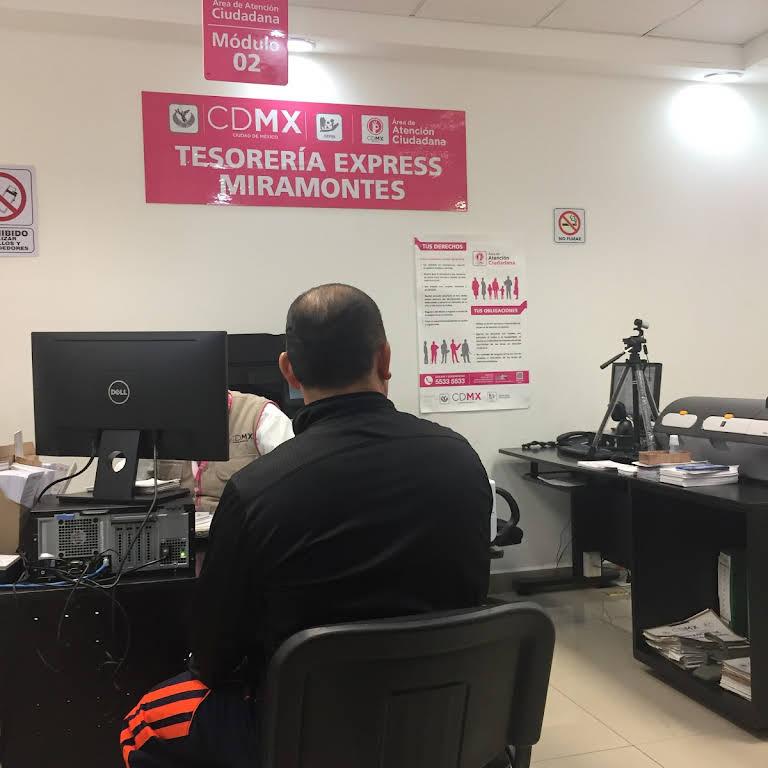 Tesoreria Expres Miramontes Oficina De Gobierno Local En
