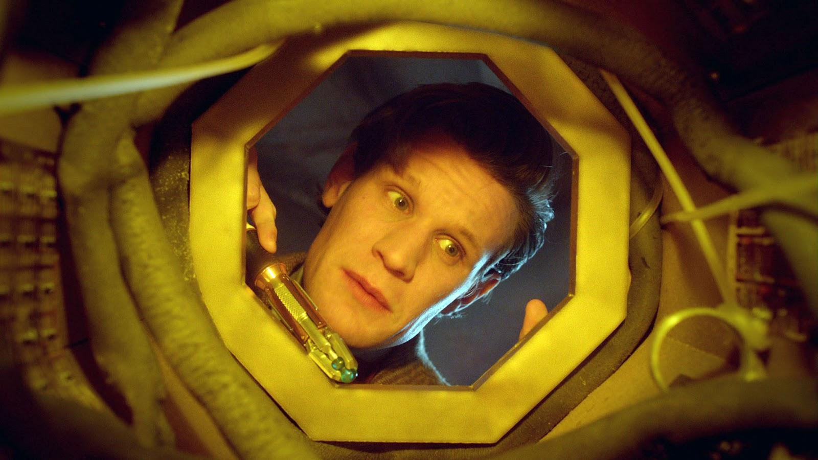 Doctor Who series 7: Dinosaurs on a Spaceship