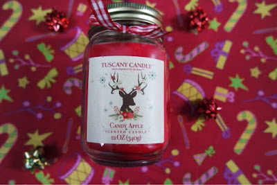 Tuscany Candle - Candy Apple
