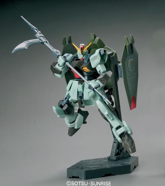 Ghép hình cao cấp của Nhật Bản R09 Forbidden Gundam ty le 1-144 -4543112739186