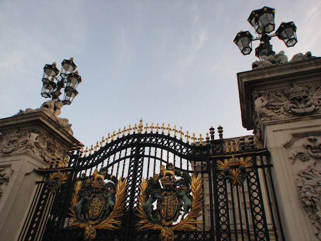 Buckingham Palace Gates, London, United Kingdom
