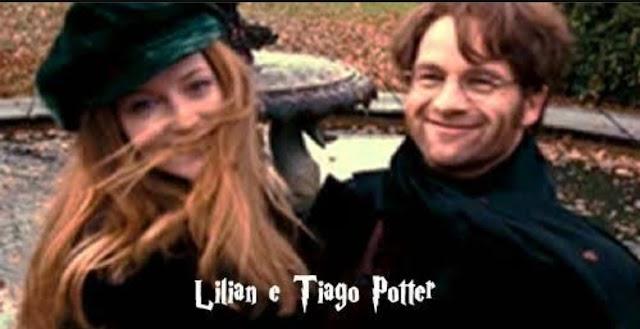 Quem é o responsável pelas mortes de Lilian e Tiago Potter?