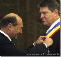 Traian-Basescu-Klaus-Iohannis