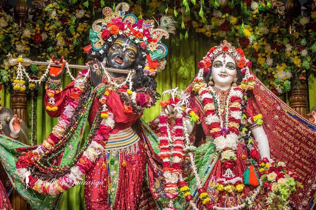 ISKCON Mayapur Deity Darshan 14 Jan 2017 (1)