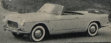 Lancia 1960 Appia