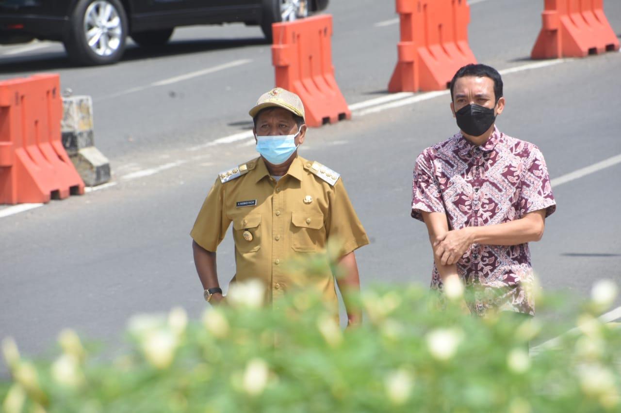Untuk Soppeng Lebih Maju, Ketua DPRD H. Syahruddin M Adam Sebut Penataan Kota Soppeng Jadi Prioritas