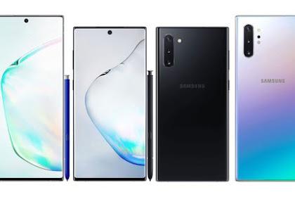 Samsung Galaxy Note 10+, Samsung's Innovation Form