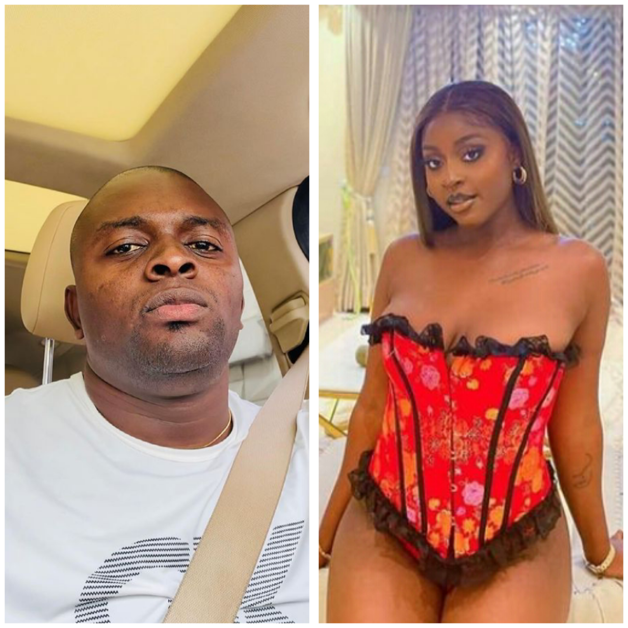 Update: Landlord who gave tenant a quit notice drags her, claims she parades around naked, beat up his security guard, snatched another woman's boyfriend