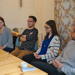 Piiblipäevad 2017 esimene nõupidamine Kolgatal