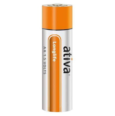 Batteri Ativa AA         6/fp