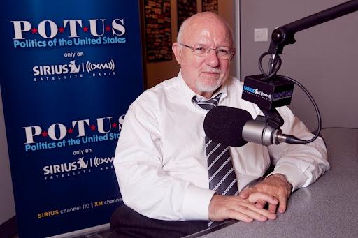 Ed Rollins, host of POTUS, at SiriusXM Satellite Radio on Wednesday, June 3, 2009 in Washington, DC.